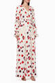 thumbnail of Floral Print Maxi Dress  #0