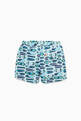 thumbnail of Skater Print Swim Shorts   #1