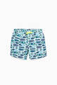 thumbnail of Skater Print Swim Shorts   #0
