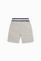 thumbnail of Striped Jersey Shorts  #2