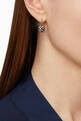 thumbnail of Rose-Gold Diamond Nudo Single Earring #1