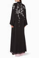 thumbnail of Floral Embellished Abaya #2
