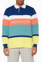 thumbnail of Embroidered-Logo Rugby Sweater   #0