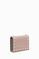 thumbnail of Rockstud Leather Wallet  #1
