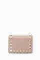 thumbnail of Rockstud Leather Wallet  #0