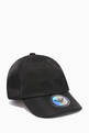 thumbnail of Reflective Logo-Print Baseball Cap   #0