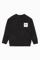 thumbnail of Eagle Patch Long Sleeve Sweatshirt   #0