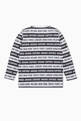thumbnail of Multi-City Striped Long-Sleeved T-Shirt  #1
