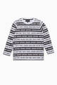 thumbnail of Multi-City Striped Long-Sleeved T-Shirt  #0