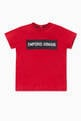thumbnail of Logo Print Cotton T-Shirt #0
