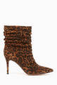 thumbnail of Suede Leopard Print Boot  #0