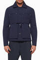 thumbnail of Quilted Worker Jacket    #4