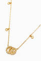 thumbnail of Yellow-Gold & Diamond Double G Necklace #2