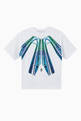 thumbnail of Wings Logo Print Cotton T-Shirt #0