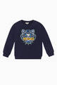 thumbnail of Embroidered Tiger Logo Sweatshirt #0