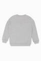 thumbnail of Grey Tiger Motif Sweatshirt    #2