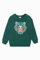 thumbnail of Tiger Embroidered Sweatshirt  #0