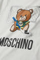 thumbnail of Teddy Logo-Print T-Shirt  #3