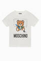 thumbnail of Teddy Logo-Print T-Shirt  #0