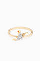 thumbnail of Yellow-Gold & Diamond Dove Ring #0