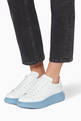 thumbnail of Oversized Leather Sneakers    #1