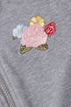 thumbnail of Floral Embroidered Track Jacket #3