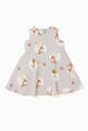 thumbnail of All-Over Bambi Print Dress #0