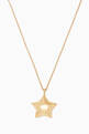 thumbnail of Gold-Plated Balloon Star Necklace   #0