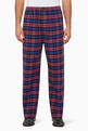thumbnail of Checkered Cotton Flannel Pants   #0