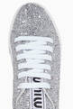 thumbnail of Glitter Low Top Sneakers #3