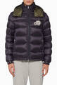 thumbnail of Bramant Logo Patch Down Jacket #0