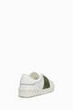 thumbnail of Valentino Garavani Open Contrast Band Sneakers    #2