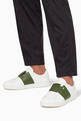 thumbnail of Valentino Garavani Open Contrast Band Sneakers    #1
