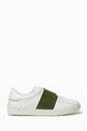 thumbnail of Valentino Garavani Open Contrast Band Sneakers    #0