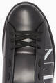 thumbnail of Valentino Garavani VLTN Open Lace Leather Sneakers   #3