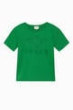 thumbnail of Tennis Logo Cotton T-Shirt    #0