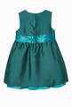 thumbnail of Sateen Bow Dress #1