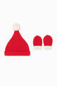 thumbnail of Santa Hat & Mitts Set    #0