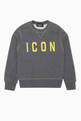 thumbnail of Icon Logo Print Sweatshirt #0