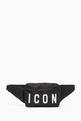 thumbnail of Icon Embroidered Logo Belt Bag #0