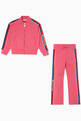 thumbnail of Pink Tracksuit Set  #3