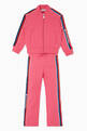 thumbnail of Pink Tracksuit Set  #0
