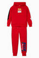 thumbnail of Racing Logo Embroidered Track Pants #1
