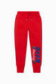 thumbnail of Racing Logo Embroidered Track Pants #0