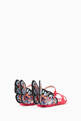 thumbnail of Chiara Embroidered Strappy Sandals #2