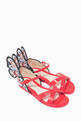 thumbnail of Chiara Embroidered Strappy Sandals #0