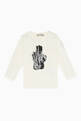 thumbnail of Logo Print Long-Sleeved T-Shirt #0