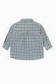 thumbnail of Gingham Cotton Twill Shirt  #2