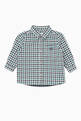 thumbnail of Gingham Cotton Twill Shirt  #0