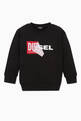 thumbnail of Logo-Print Sweatshirt  #0
